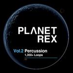 DIGITAL REDUX - Planet Rex Vol 2 (Sample Pack REX/RX2) (Front Cover)