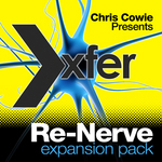 COWIE, Chris - Re-Nerve Expansion Pack (Sample Pack Kontakt/Nerve Presets) (Front Cover)