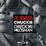 CHUCKIE/GREGORI KLOSMAN - The Numb3r5 (Front Cover)