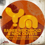 WEICHHOLD, Rainer/NICK OLIVETTI - Billy Idol (Front Cover)