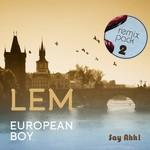 LEM - European Boy (Front Cover)