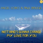 ANGEL LOBO/PAUL BRUGEL - Nothing's Gonna Change My Love For You (Front Cover)