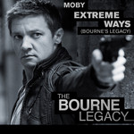 MOBY - Extreme Ways: Bourne's Legacy (Front Cover)