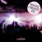 VARIOUS - Whaaaat A Breakfest 2012 (Front Cover)