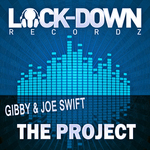 GIBBY/JOE SWIFT - The Project (Front Cover)