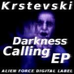 KRSTEVSKI - Darkness Calling EP (Front Cover)