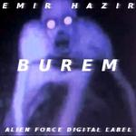 HAZIR, Emir - Burem (Front Cover)