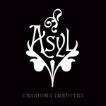 ASYL - Cessions Inedites (Front Cover)