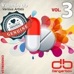 VARIOUS - Vitamin Db Vol3 (Front Cover)