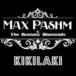 PASHM, Max/THE ROMANY DIAMONDS - Kikilaki (remixes) (Front Cover)
