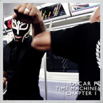 OSCAR P - Time Machine Part 1 (remixes) (Front Cover)