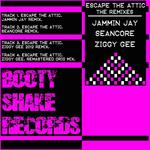 SEANCORE/JAMMIN' JAY/ZIGGY GEE - Escape The Attic The Remixes (Front Cover)