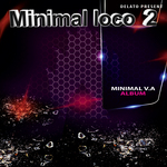 VARIOUS - Minimal Loco Vol 2 (Front Cover)