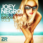 VARIOUS - Joey Negro presents It's A Summer Groove Vol 3 (Front Cover)