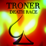 TRONER - Death Race (Front Cover)