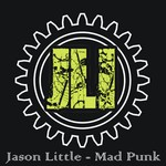 LITTLE, Jason - Mad Punk (Front Cover)