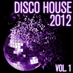 VARIOUS - Disco House 2012 Vol 1 (Front Cover)