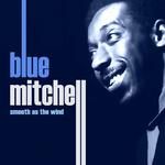 MITCHELL, Blue - Smooth As The Wind (Front Cover)