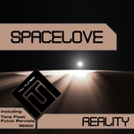 SPACELOVE - Reality (Front Cover)