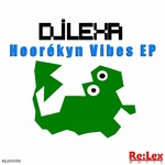 DJ LEXA - Hoorekyn Vibes EP (Front Cover)