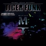 DELATO, James - Tiger Funk (Front Cover)