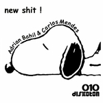 BAHIL, Adrian/CARLOS MENDES - Newshit (Front Cover)