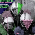 ROBOT NEEDS OIL - Nobody & Nothing's Left (Front Cover)