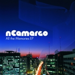 NCAMARGO - All The Memories EP (Front Cover)