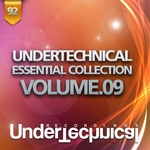 VARIOUS - Undertechnical Essential Collection Volume 09 (Front Cover)
