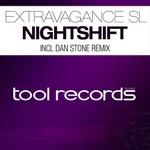 EXTRAVAGANCA SL - Nightshift (Front Cover)