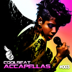 VARIOUS - Cool Beat Accapellas Vol 03 (Front Cover)