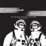 TOLYANOFF, Pasha - Groovey (Front Cover)