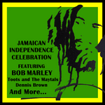 VARIOUS - Jamaican Independence Celebration (Front Cover)