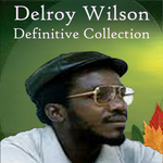 WILSON, Delroy - Definitive Collection (Front Cover)