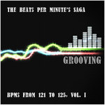 VARIOUS - The Beats Per Minute's Saga Grooving BPMs From 121 To 125 Vol I (Front Cover)