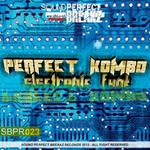 PERFECT KOMBO - Electronic Funk EP (Front Cover)