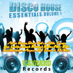 VARIOUS - Disco House Essentials Volume 1 (Front Cover)