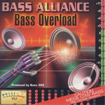 BASS ALLIANCE - Bass Overload (Front Cover)