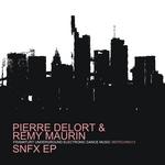 DELORT, Pierre/JOHANNES REIGNER - SNFX EP (Front Cover)