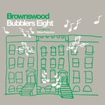 VARIOUS - Gilles Peterson Presents Brownswood Bubblers Eight (Front Cover)
