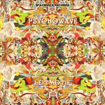 PSYCHOWAVE/ASTRANCER - Leitmotif (Front Cover)