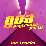 VARIOUS - Goa: Psytrance Party (Front Cover)