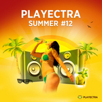 PLAYECTRA/VARIOUS - Summer 12 (Back Cover)