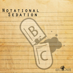 BACKSTREET CHEMIST - Notational Sedation (Front Cover)