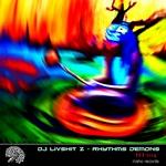 DJ LIVSHIT Z - Rhythms Demons (Front Cover)