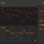 SINEVIBES - Dynamo: Gate Sequencer (AudioUnit Plugin for OS X) (Front Cover)
