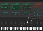 SINEVIBES - Reactive: Audio-Controlled Synthesizer (AudioUnit Plugin for OS X) (Back Cover)