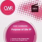 LOMBARDO, Juan - Purpose of Life (Front Cover)