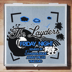 THE LAYDERS feat YOUNG SLUGZ - Friday Night (Front Cover)