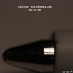 FRIEDENREICH, Arthur - Ward EP (Front Cover)